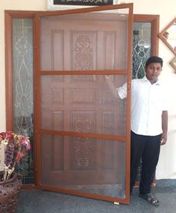 Doors Mosquito Net In Chennai Best Window Mosquito Net In